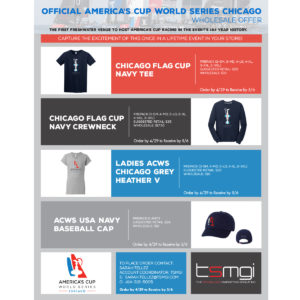 Sales Flyer Americas World Cup Chicago
