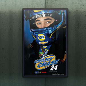 Chasin' Chase Contest Poster