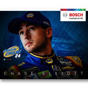 Chase Elliott Hero Card(Front)