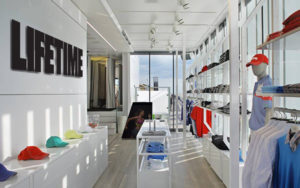 LTF Mobile retail store