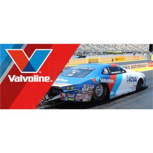 Valvoline NHRA Ticket Website Banner
