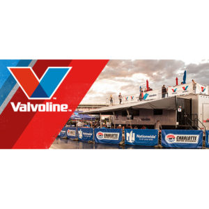 Valvoline Hospitallity Website Banner