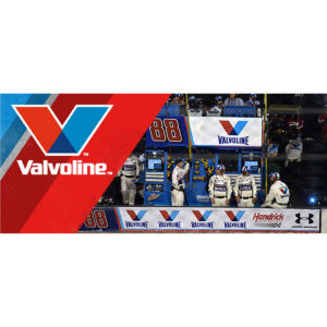 Valvoline Pit Pass Ticket Website Banner