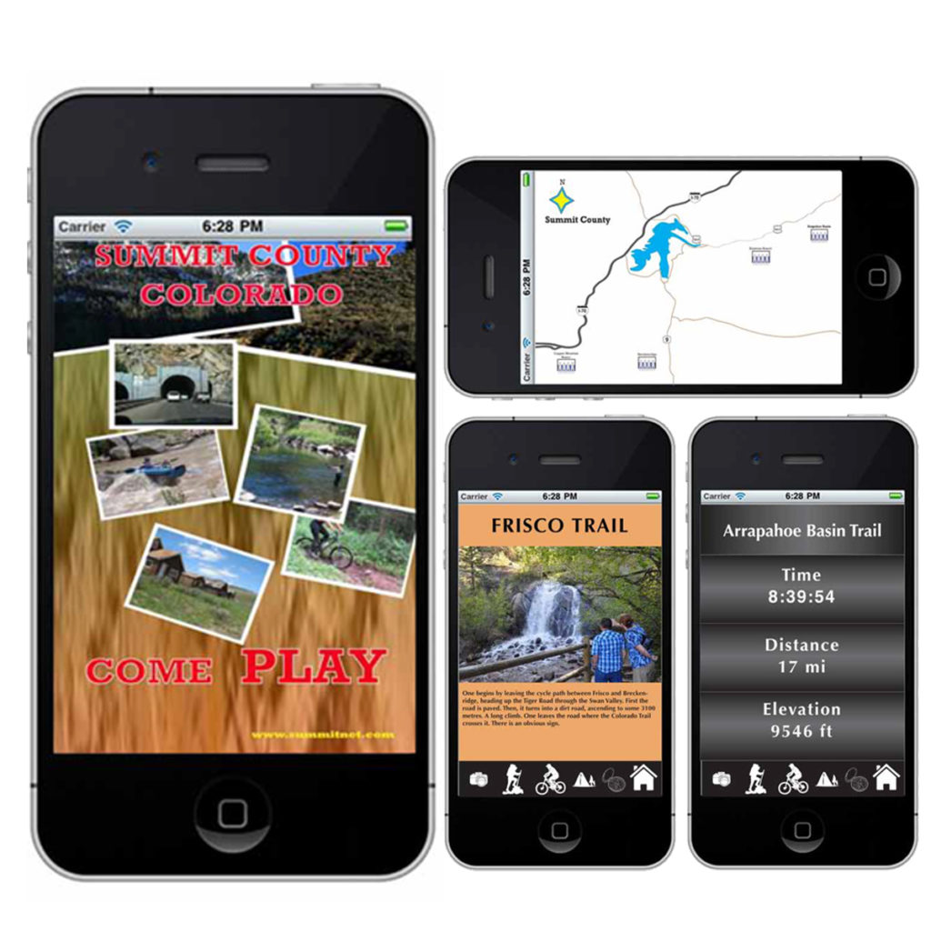 Summit Count, CO Travel App